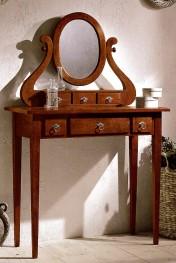 Faber baldai Konsolės art 951/A Konsolė + veidrodis