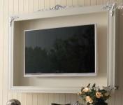 Faber baldai TV baldai art 1011T TV baldas/rėmas