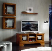Faber baldai TV baldai art H107 TV baldas