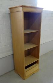 Faber klasika Baldų išpardavimas B115 Knygų lentyna 60x45x162