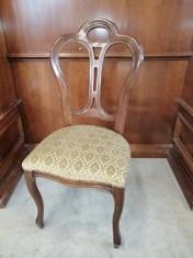 Faber klasika Baldų išpardavimas B163 Kėdė  49x44x105