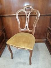 Faber klasika Baldų išpardavimas B166 Kėdė 49x44x105