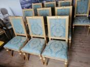 Faber klasika Baldų išpardavimas B191 Kėdė 50x47x106