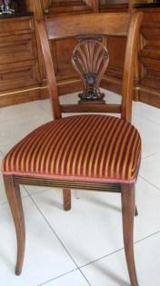 Faber klasika Baldų išpardavimas art 202 Kėdė
