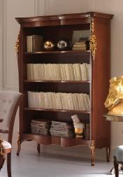 Faber klasika Kolekcijos | Baldų kolekcijos art 1018T Knygu lentyna
