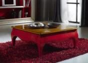 Klasikiniai baldai Žurnaliniai staliukai art 5002/G Žurnalinis staliukas