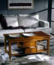 Klasikiniai baldai Žurnaliniai staliukai art 826 Žurnalinis staliukas