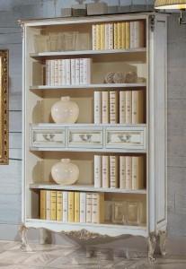 Klasikiniai baldai art 727 Knygų lentyna