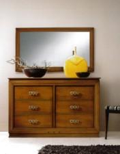 Klasikiniai baldai Veidrodžiai art 2085/P Veidrodis
