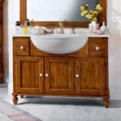 Klasikiniai interjerai Vonios baldai art 859/A Vonios spintelė (be kriauklės)