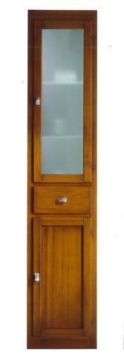 Klasikiniai interjerai Vonios baldai art MB504 Vitrina