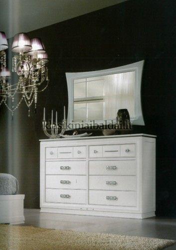 Klasikiniai svetaines baldai art 2109 Veidrodis