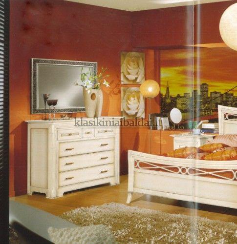 Klasikiniai svetaines baldai art 2201 Veidrodis