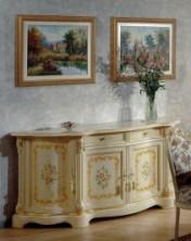 Klasikiniai svetaines baldai Indaujos art 1602/A Indauja
