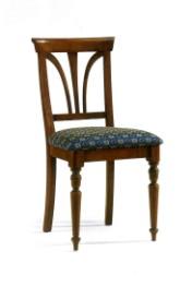 Klasikiniai svetaines baldai Infinity art 1128/B Kėdė