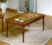 Klasikiniai svetaines baldai Infinity art 237 Žurnalinis staliukas