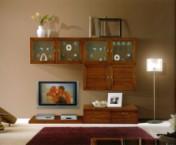 Klasikiniai svetaines baldai Sekcijos art 2041 Sekcija