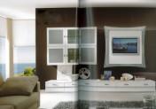Klasikiniai svetaines baldai Sekcijos art 2051 Sekcija