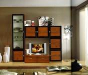 Klasikiniai svetaines baldai Sekcijos art 2052 Sekcija
