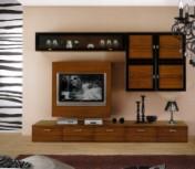 Klasikiniai svetaines baldai Sekcijos art 2054 Sekcija