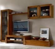 Klasikiniai svetaines baldai Sekcijos art Magnolia Sekcija