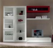 Klasikiniai svetaines baldai Sekcijos art Mughetto Sekcija