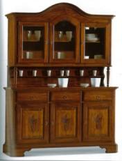 Klasikiniai svetaines baldai Vitrinos art 2142/A Vitrina