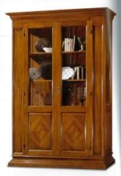 Klasikiniai svetaines baldai Vitrinos art 663/A Vitrina
