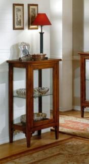 Klasikiniai svetaines baldai Vitrinos art 806 Vitrina