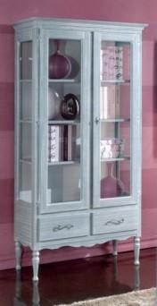 Klasikiniai svetaines baldai Vitrinos art 952/A Vitrina