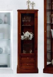 Klasikiniai svetaines baldai Vitrinos art 559/G Vitrina