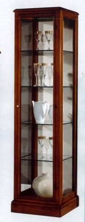 Klasikiniai svetaines baldai Vitrinos art 560/G Vitrina