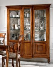Klasikiniai svetaines baldai Vitrinos art H6102 Vitrina