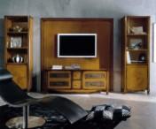 Klasikiniai svetaines baldai Vitrinos art C8227/A Vitrina