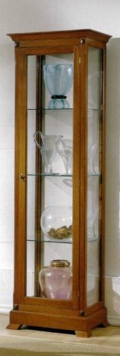 Klasikiniai svetaines baldai Vitrinos art V590 Vitrina