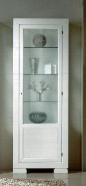 Klasikiniai svetaines baldai Vitrinos art EC-055 Vitrina