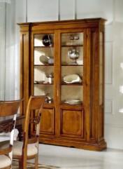 Klasikiniai svetaines baldai Vitrinos art H610 Vitrina