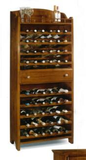 Klasikiniai svetaines baldai Vyninės art 1215/A Vyno lentyna