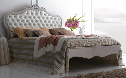 Klasikinio stiliaus baldai art 1038t Lova