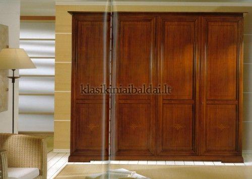 Klasikinio stiliaus baldai art 2192 Spinta