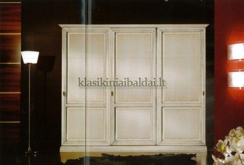 Klasikinio stiliaus baldai art 2207 Spinta