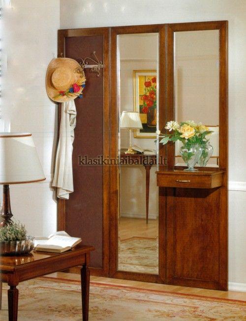 Klasikinio stiliaus baldai art 283 Kabykla