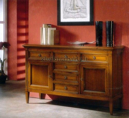Klasikinio stiliaus baldai art 602 Indauja
