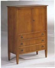 Klasikinio stiliaus baldai Baris art BV114 Spintelė / Baras