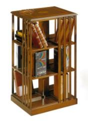 Klasikinio stiliaus baldai Knygų lentynos art 663 Knygų lentyna