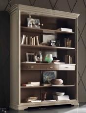 Klasikinio stiliaus baldai Knygų lentynos art 617T Knygu lentyna