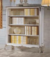 Klasikinio stiliaus baldai Knygų lentynos art 716 Knygų lentyna