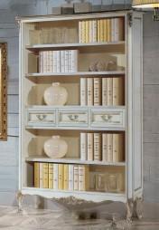 Klasikinio stiliaus baldai Knygų lentynos art 727 Knygų lentyna
