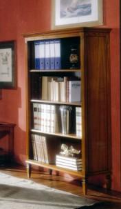 Klasikinio stiliaus baldai Knygų lentynos art 810 Knygų lentyna