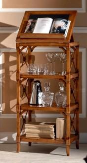 Klasikinio stiliaus baldai Knygų lentynos art H6184 Lentyna